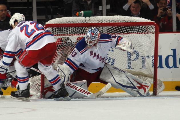 New York Rangers: The Team's 5 Most Important Games of the NHL's 2nd Half