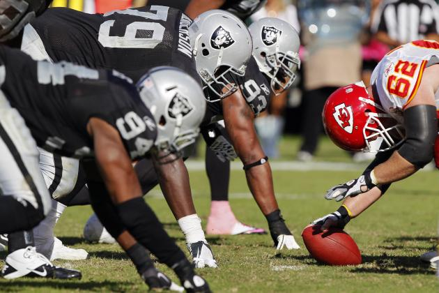 2012 NFL Draft: Oakland Raiders' Biggest Needs