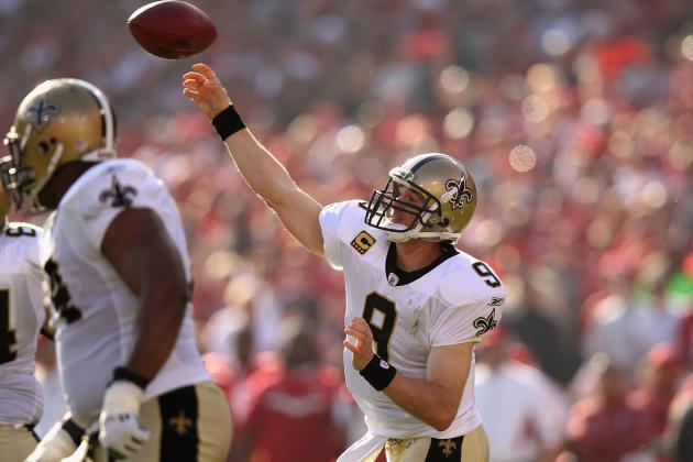 Drew Brees: 9 Bold Predictions for No. 9 in 2012