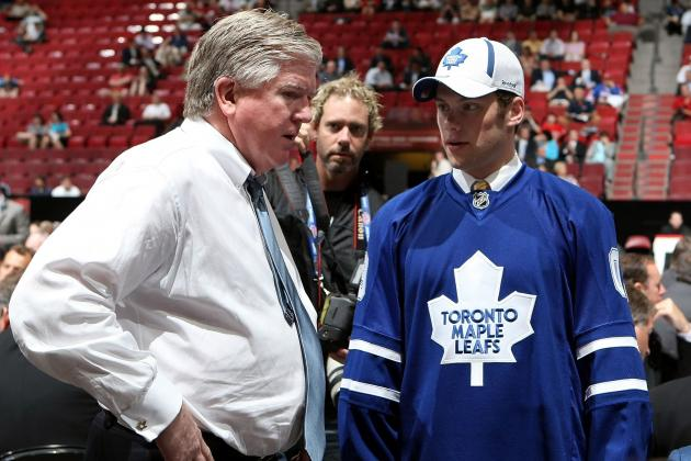 NHL Personalities: Brian Burke's Top-10 Moments