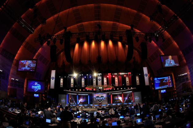 Chicago Bears 2012 Mock Draft: 7-Round Predictions