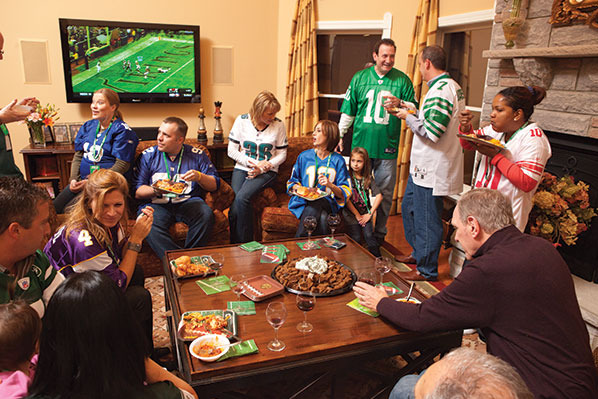 Top 10 Things to Eat at a Super Bowl Party!