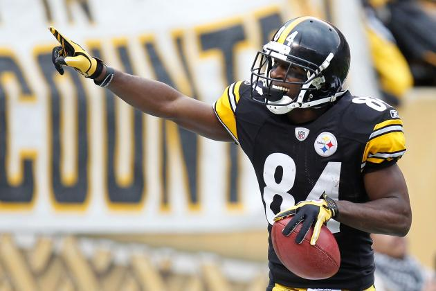 Pittsburgh Steelers 2011-12: Top 20 Plays of the Season