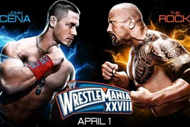 WrestleMania 28: Predicting the Full Wrestlemania Match Card