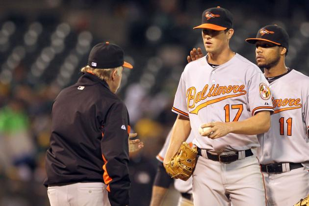 Baltimore Orioles: Projecting the 2012 Pitching Rotation