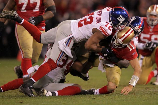 9 Mistakes New York Giants Cannot Make to Win Super Bowl XLVI
