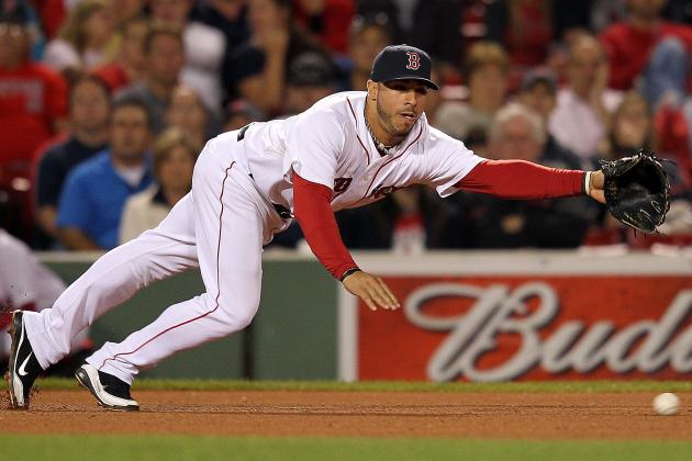 Boston Red Sox Should Award Mike Aviles Starting Shortstop Position