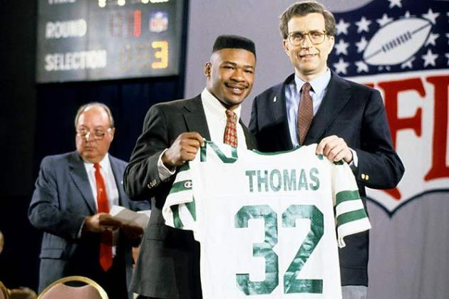 New York Jets: 9 Biggest Draft Failures in History