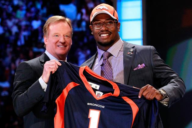 2012 NFL Mock Draft: Denver Broncos 7-Round Mock