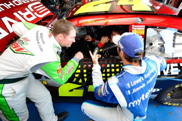 13 NASCAR Drivers Who Are Locks for Wins in 2012