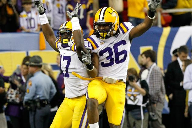 2012 NFL Draft: Ranking the Top 10 Cornerbacks in the Class