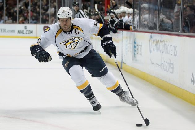 NHL Trade Rumors: Top 5 Defenders on the Market