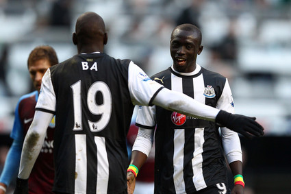 Picking the Strongest Newcastle XI to Join Demba Ba and Papiss Cisse in Attack