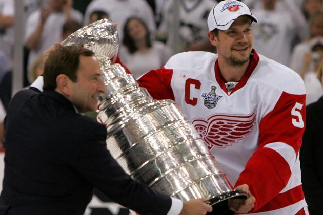 3 Ways the Detroit Red Wings Can Guarantee a Stanley Cup