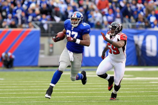 Super Bowl 2012: 6 New York Giants Who Need to Step Up