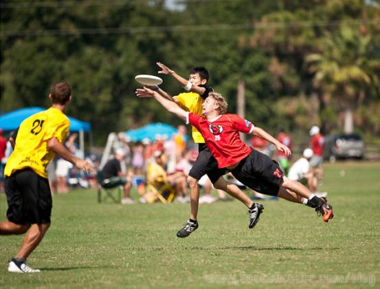 Wk 11 – Ultimate Frisbee | EDSOC