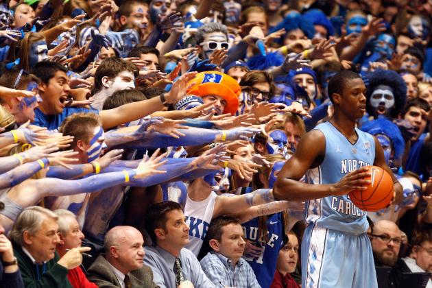 Duke vs. North Carolina and the 20 Nastiest Rivalries in College Basketball