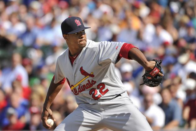 Edwin Jackson and Others Make Washington Nationals Serious Contenders in 2012