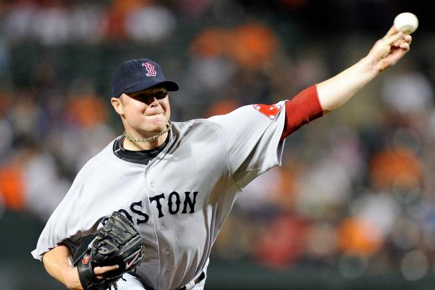 Boston Red Sox 2012 Rotation: There's a Big 3 Up Front