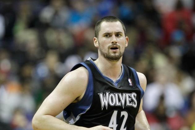 NBA All-Star Game 2012: Kevin Love and 7 Players Who Deserve to Be Starters