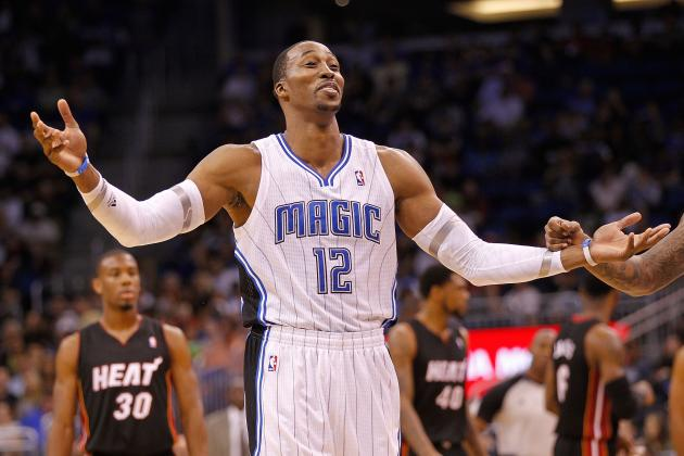 Chicago Bulls: How a 3-Way Mega-Trade Could Land Dwight Howard