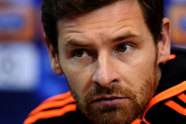 Chelsea's Falling Axe: Villas-Boas and London's New Henry VIII