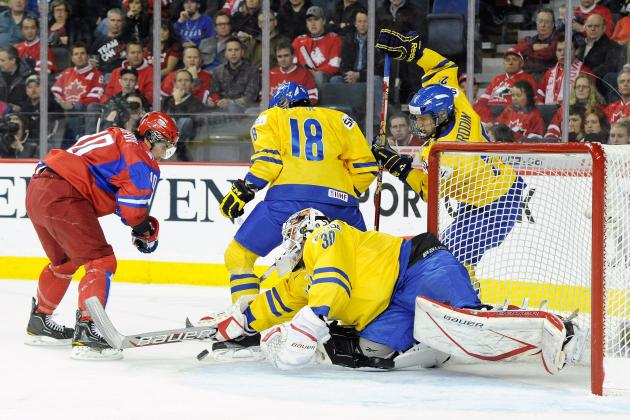 Nail Yakupov and the Top 50 Eligible Players for NHL Draft 2012