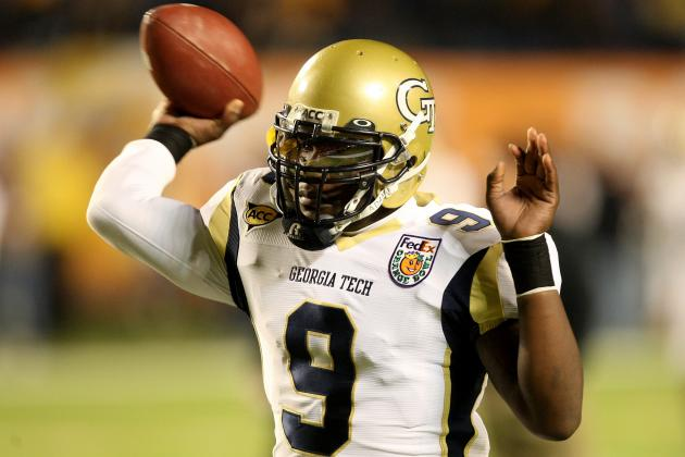 Georgia Tech Football: Top 5 Quarterbacks in School History