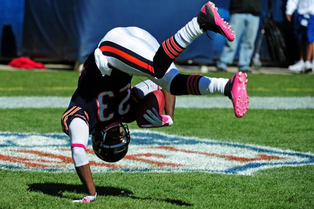 Best Moments of the Bears' 2011-12 Season