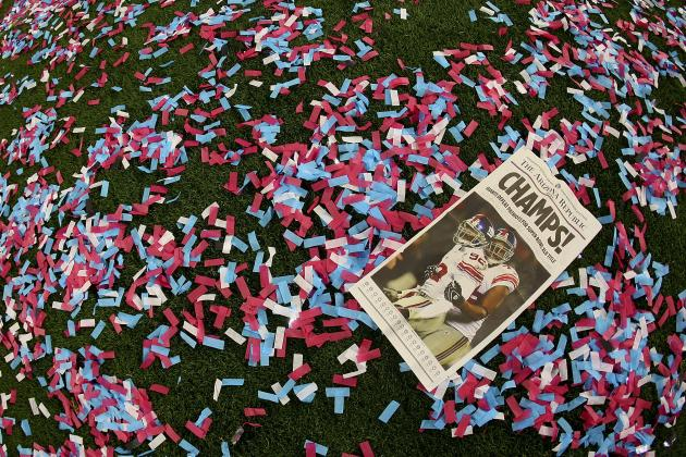 Super Bowl XLVI: 7 Potential Headlines for Monday Morning's Newspaper