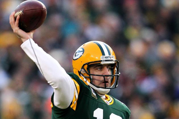 Aaron Rodgers NFL MVP: 4 Reasons Packers QB Should Be Crowned