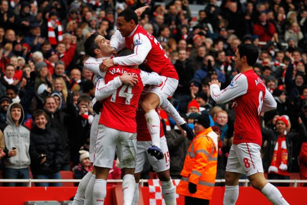 Arsenal FC: 7 Reasons Gunners Will Finish in Top 4