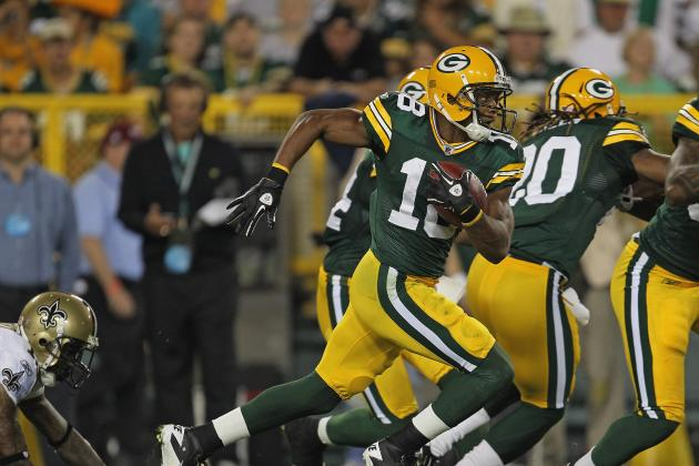 NFL Play of the Year: 5 Plays That Deserved It over Randall Cobb's Return
