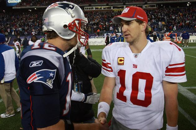 Super Bowl 2012: Top 25 Players Most Likely to Bring Home the Game's MVP Honors