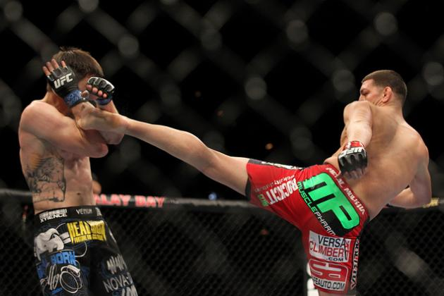 UFC 143 Results: The Real Winners and Losers from Diaz vs. Condit