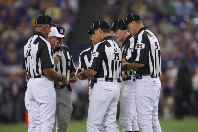 Super Bowl XLVI: Meet the Officials