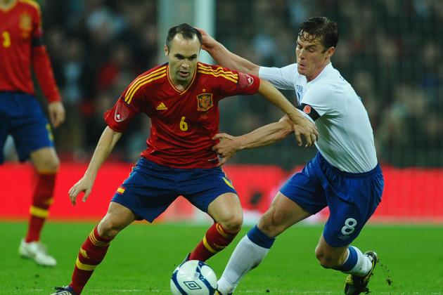England Football: 5 Reasons Scott Parker Should Replace John Terry as Captain