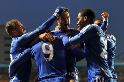 Chelsea FC vs. Manchester United : A Few Lessons Learnt