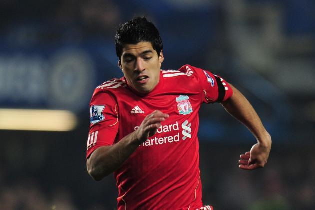 Liverpool vs. Tottenham: Why Luis Suarez's Return Will Spark Reds' Top-4 Hopes