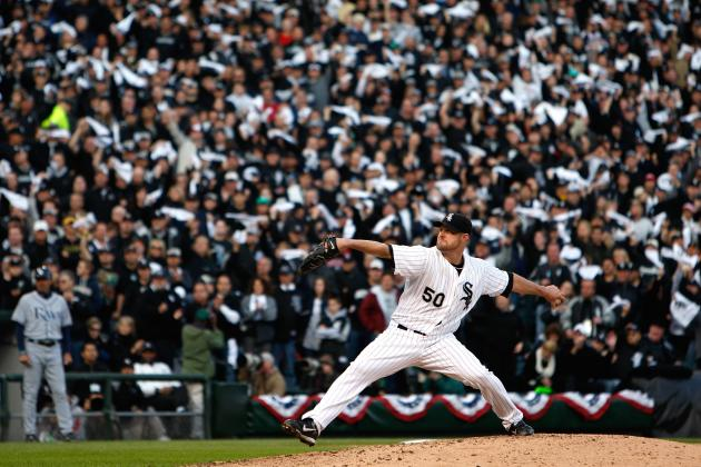 John Danks, Top 5 Chicago White Sox Starting Jobs Not by Mark Buehrle Since 2001