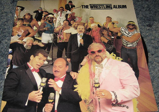 WWE and Beyond: 10 Odd Songs About Wrestling