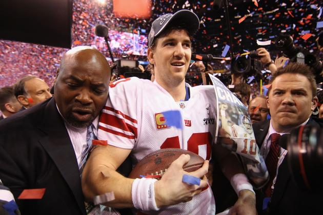 Super Bowl 2012 Highlights: Breaking Down Giants vs. Patriots Best Moments