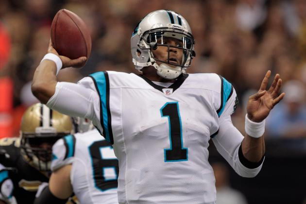 Cam Newton and 5 Sophomore Studs Who Will Light Up the NFL in 2012
