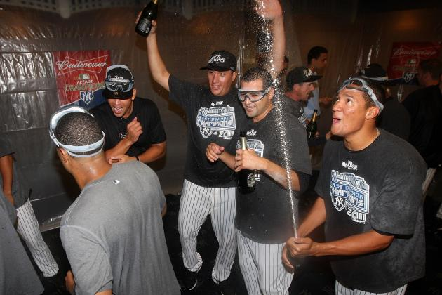 New York Yankees: 5 Reasons the Bronx Boys Will Walk Away with AL East Crown