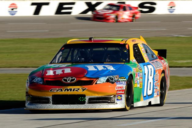 8 NASCAR Drivers Under the Most Pressure Heading into the 2012 Season
