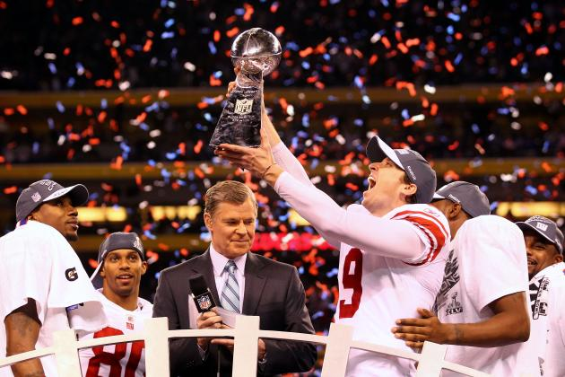 Super Bowl 2012: 6 Things the Detroit Lions Can Learn from the New York Giants