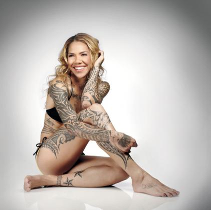 The Most Tattooed Athletes