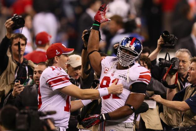 Giants vs. Patriots Highlights: Watch Video Recap from Super Bowl XLVI