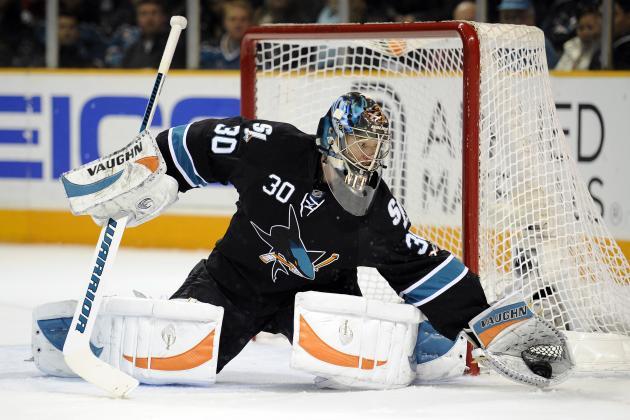San Jose Sharks: 5 Trade Scenarios Involving Antero Niittymaki