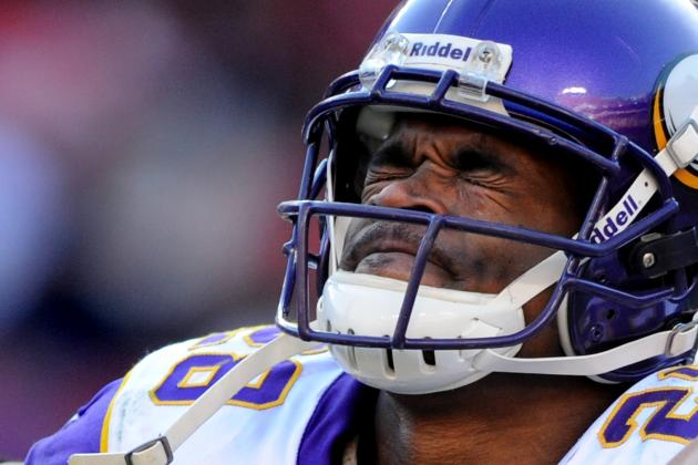 Minnesota Vikings' 7 Worst Moments of 2011-12 Season